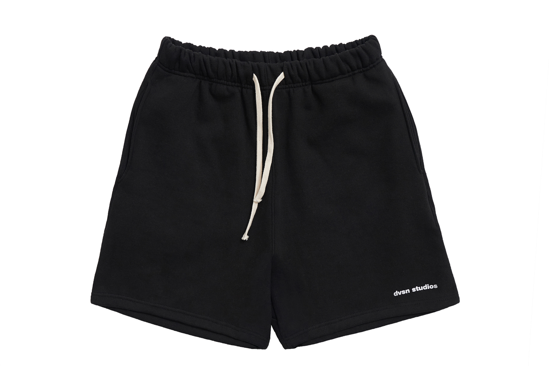 SWEAT SHORTS _ BLACk