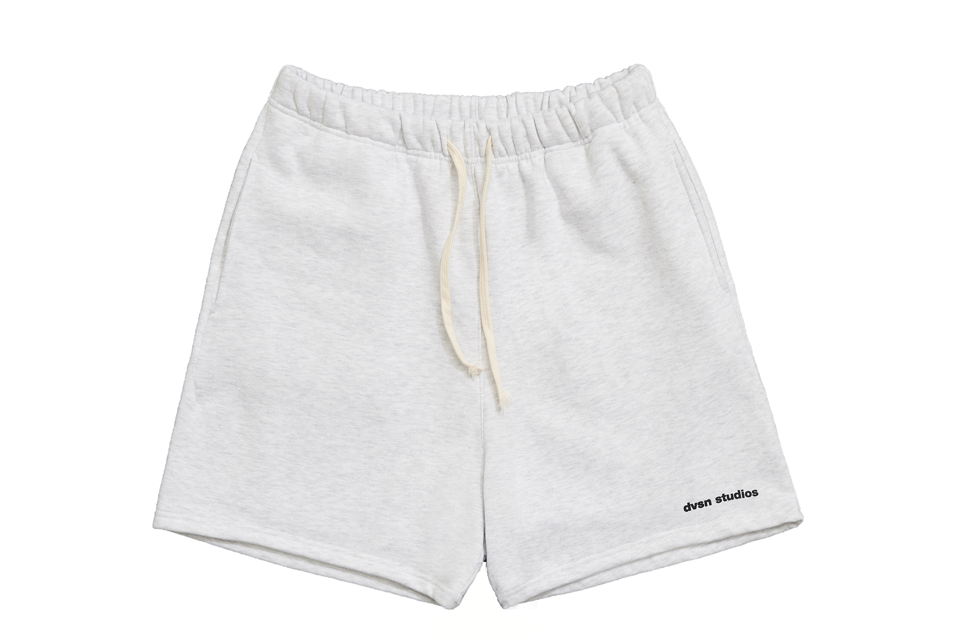 SWEAT SHORTS _ ASH GRAY
