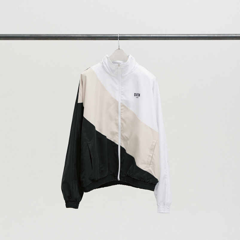 DVSN STUDIOS Windbreaker _ Black