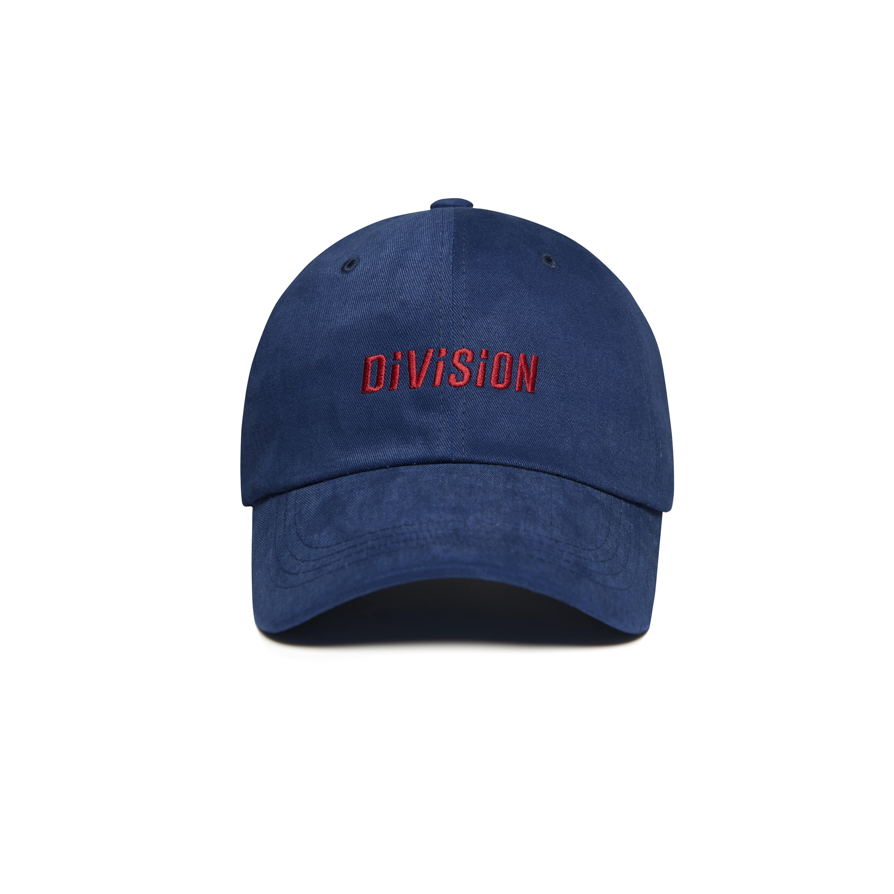 DVSN STUDIOS BASIC BALL CAP NAVY